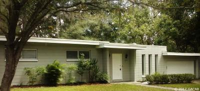 Gainesville FL Single Family Home For Sale: $189,900