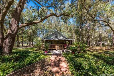 Gainesville FL Single Family Home For Sale: $415,000