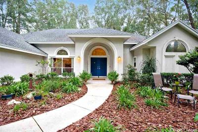 Gainesville FL Single Family Home For Sale: $379,000