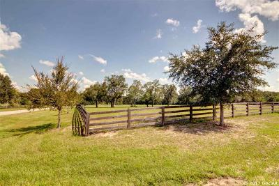 Alachua Residential Lots & Land For Sale: Lot 6 - 20757 NW 100TH Lane