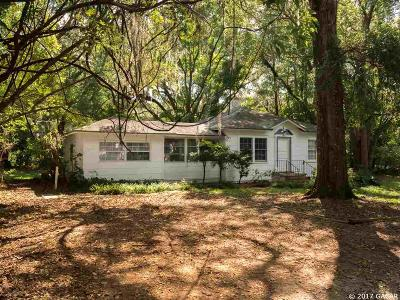 Gainesville Single Family Home For Sale: 2717 NW 1st Avenue