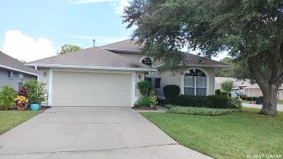 Gainesville FL Single Family Home For Sale: $231,900