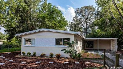 Gainesville Single Family Home For Sale: 1209 NE 21st Avenue