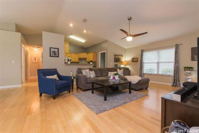 Alachua Single Family Home For Sale: 7405 NW 121ST Avenue