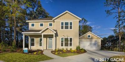 Alachua Single Family Home For Sale: 16879 NW 167th Street
