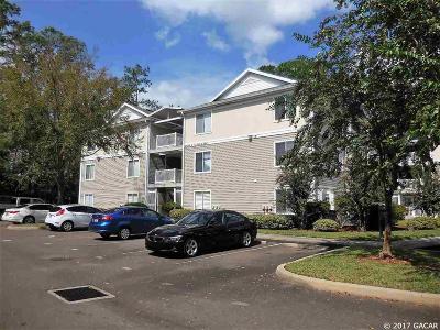 Gainesville FL Condo/Townhouse For Sale: $133,000