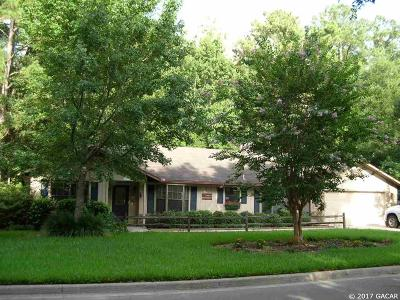 Gainesville FL Single Family Home For Sale: $178,000