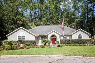 Gainesville Single Family Home For Sale: 9918 NW 24th Place