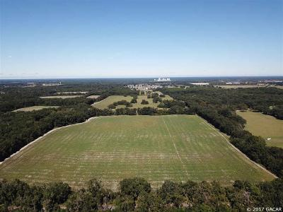 Newberry Residential Lots & Land For Sale: SW 15th Avenue