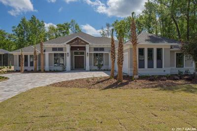 Gainesville Single Family Home For Sale: 3281 SW 106th Street