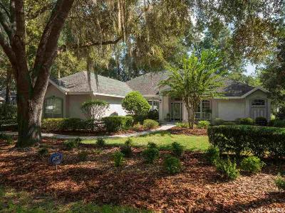 Gainesville Single Family Home For Sale: 9325 SW 46th Place