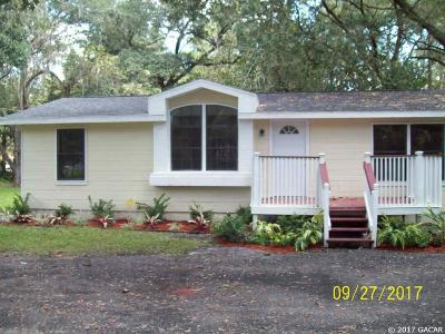 Gainesville Single Family Home For Sale: 29 SE 20th Street