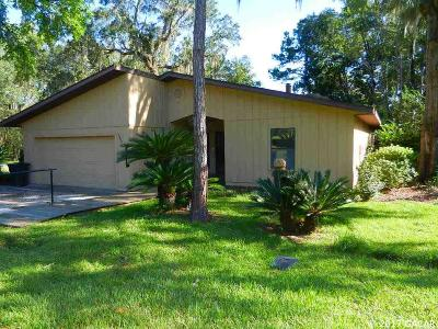 Alachua Single Family Home For Sale: 6840 NW 111th Lane