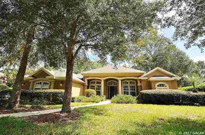 Gainesville Single Family Home For Sale: 3431 SW 103rd Street