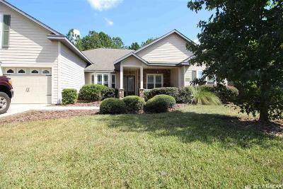 Gainesville Single Family Home For Sale: 7585 SW 79 Drive