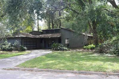 Gainesville Single Family Home For Sale: 5115 NW 64th Boulevard