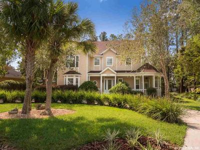 Gainesville Single Family Home For Sale: 10431 SW 25th Place