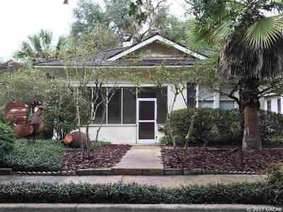 Gainesville Single Family Home For Sale: 550 NE 6th Avenue