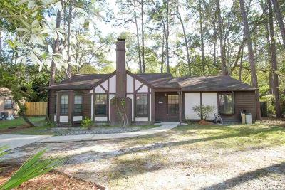 Gainesville Single Family Home For Sale: 2509 NW 50 Place