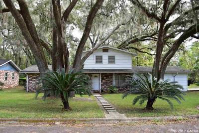 Gainesville Single Family Home For Sale: 1921 SW 49th Place