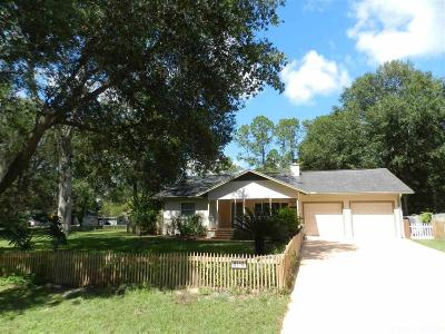 Gainesville Single Family Home For Sale: 8116 SW 55 Place