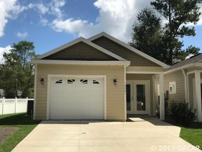 Alachua Single Family Home For Sale: 10861 NW 65TH Way