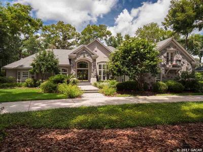 Gainesville Single Family Home For Sale: 4616 SW 97TH Terrace