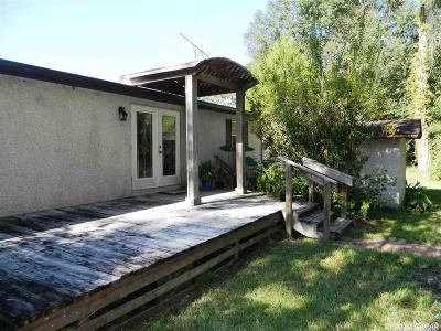 Melrose Single Family Home For Sale: 6924 NE 223 Street