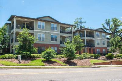 Gainesville Condo/Townhouse For Sale: 1245 SW 9TH Road #101