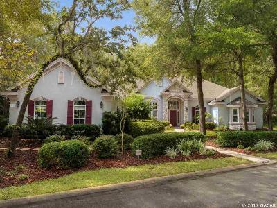 Gainesville Single Family Home For Sale: 3732 SW 92nd Drive