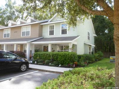 Gainesville Condo/Townhouse For Sale: 4680 SW 48th Drive #119