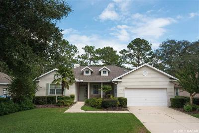 Alachua Single Family Home For Sale: 6818 NW 105th Avenue