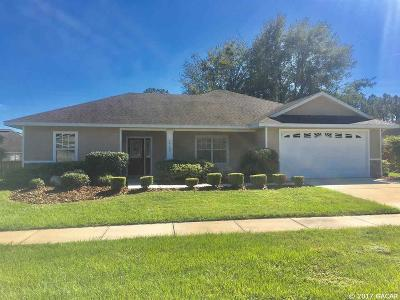 Newberry Single Family Home For Sale: 14163 NW 10th Road