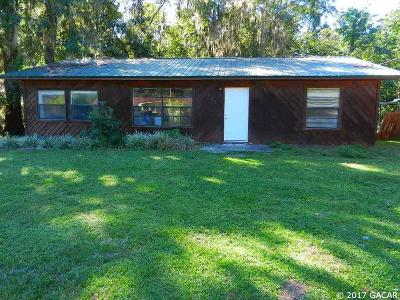 Gainesville Single Family Home For Sale: 530 SE 72nd Street