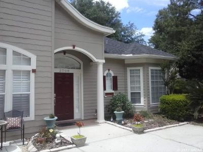 Gainesville Single Family Home For Sale: 3708 SW 96th Street