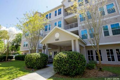 Gainesville Condo/Townhouse For Sale: 921 SW Depot Avenue #407