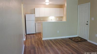 Gainesville Condo/Townhouse For Sale: 1035 SW 9TH Street