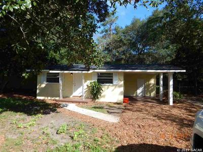 Gainesville Single Family Home For Sale: 2940 SE 18th Avenue
