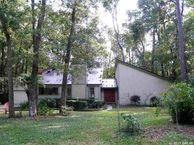 Gainesville Single Family Home For Sale: 5205 NW 57TH Lane
