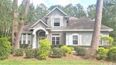 Gainesville Single Family Home For Sale: 1025 SW 105 Terrace