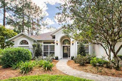 Gainesville Single Family Home For Sale: 10515 SW 21st Avenue
