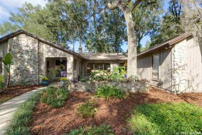 Gainesville Single Family Home For Sale: 1908 SW 80TH Drive