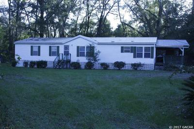 Archer Single Family Home For Sale: 15981 SW County Road 346 Road