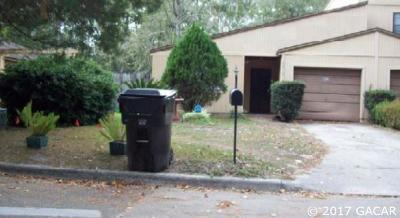 Gainesville FL Condo/Townhouse For Sale: $68,850