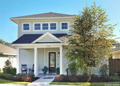 Newberry Single Family Home For Sale: 739 SW 132nd Drive
