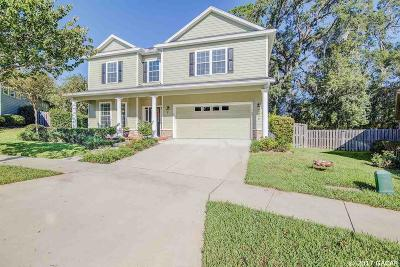 Gainesville FL Single Family Home For Sale: $388,900