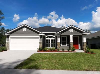 Gainesville FL Single Family Home For Sale: $267,231