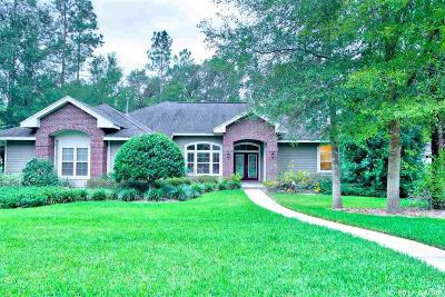 Gainesville FL Single Family Home For Sale: $449,000