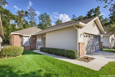 Gainesville FL Single Family Home For Sale: $189,000
