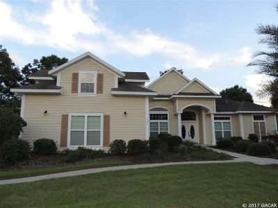 Gainesville Single Family Home For Sale: 8839 SW 14th Avenue